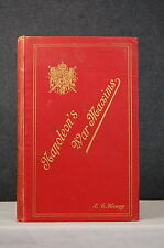 Napoleon's War Maxims Social and Political Thoughts by Henry Gale & Polden