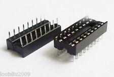 26pcs  IC Socket Adapter 18 Pin DIP 2.54mm Freeshipping