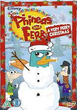 Walt Disney - Phineas And Ferb - A Very Perry Christmas - NEW & SEALED - DVD