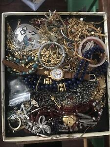 Jewelry Lot, 4.5 Lb Various Mix