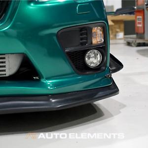 2015-2018 Subaru Impreza WRX/STI | Auto Elements Front Carbon Canards