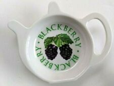 Melamine Teabag Holder Blackberry Tea Bag