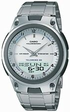 CASIO Watch Standard AW-80D-7AJF  5BAR 30 items Memory F/S Air Mail Track#