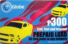 Globe Load P300 With 35 Free Texts To Globe |SUN | SMART Valid For 75 Days