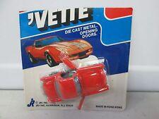 1982 Road Champs 'Vett Red Corvette