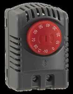 Seifert Variable temperature thermostat NC -10°C - +80°C