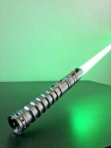 RGB Light Saber Aluminium Metal Star Wars Force FX Saber