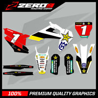 Custom MX Graphics Kit: HUSQVARNA TE FE TC FC 125 - 450 - FACTORY/RSTAR