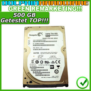 """✅ 500GB Seagate ST500LM021 Laptop Thin HDD 32MB Cache 2,5"""" Festplatte(H137)"""