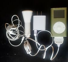 Apple iPod Mini 1st Gen (4 GB) A1051 Works, needs battery, includes accessories