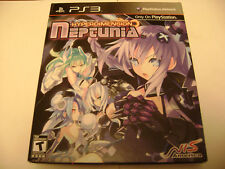 Hyperdimension Neptunia (PS3) Limited Edition with art book