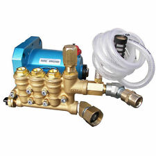 Pressure-Pro Fully Plumbed CAT 3000 PSI 2.7 GPM Replacement Pump w/ M22 Plumb...