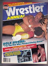 Wrestler Annual Hulk Hogan Nikita Koloff Road Warriors Randy Savage Winter 1985