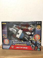 Hasbro Transformers Energon JETFIRE Figure NIB 2003