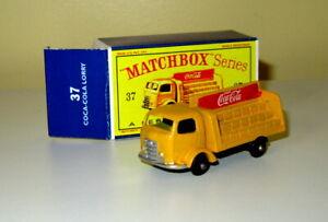 MatchboxSeries 37b, Karrier Bantam 'Coca-Cola) (1960) - Scale 89:1 (OO)