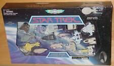 STAR TREK MICRO MACHINES COLLECTOR SET 3. FACTORY SEALED BOX