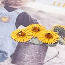 Papyrus Mother's Day card - Little boy carrying sunflowers to his mom -thank you
