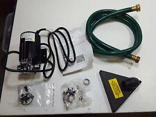Trupow 1/10HP 330GPH 115-Volt Mini Utility Sump Transfer Water Pump