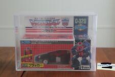 G1 C-320 Blacker MISB AFA85 Sealed Transformers Takara Japan Road Caesar