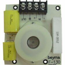 2x Beyma F130 High Pass Filter 3 kHz 300W 18 dB/oct