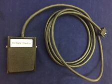 One Dental Equipment Control Pedal Foot Switch 8' Cord See Listing