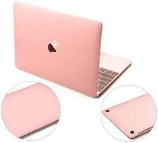 Rose Gold 3M Skin Sticker Soft Cover Case Film Protector fr MacBook Air 13 A1466
