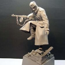 1/16 Scale 6th Army Stalingrad Resin Figure Kit Unassembled Unpainted (R)