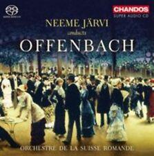 "NEEME J""RVI CONDUCTS OFFENBACH NEW CD"
