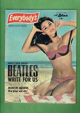 EVERYBODY'S MAGAZINE - 11th AUGUST 1965, MARILYN MONROE
