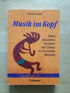 Musik im Kopf von Manfred Spitzer