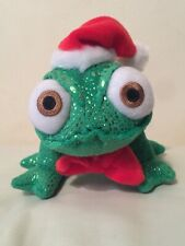 Official Disney Store Xmas Tangled Pascal The Chameleon Soft Plush Toy 9''