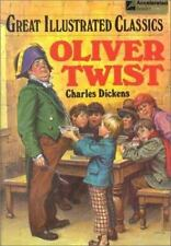 Great Illustrated Classics Oliver Twist by Charles Dickens Hardcover Brand NEW