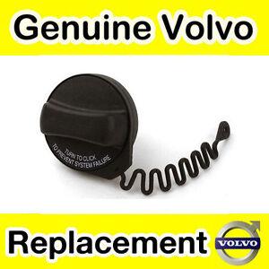 Genuine Volvo C30 (07-13) S40, V50 (04-12) C70 (06-12) Fuel Cap