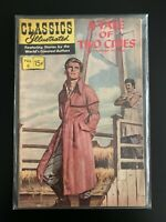Classics Illustrated No. 6 - A Tale of Two Cities by Charles Dickens