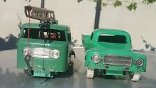 VNTG. TOY TRUCK ZIS ZIL KRAZ GAZ MAZ TIN METAL FRICTION POWERED СССР USSR РСФСР