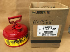 Justrite Dispensing Can  4 Ltr  7110100    (Ref:AA017545)