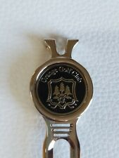 GRANGE  GOLF CLUB DIVOT TOOL AND  MAGNETIC GOLF BALL MARKER Christmas gift
