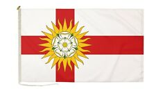 More details for duraflag  west riding of yorkshire england 5ft x 3ft flag with rope and toggle