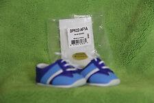 """American Girl """"Two Toned Blue Sneakers"""" (Julie Skateboarding) - COMPLETE - NIP"""