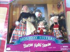 BARBIE-KELLY-STACIE HOLIDAY SISTERS
