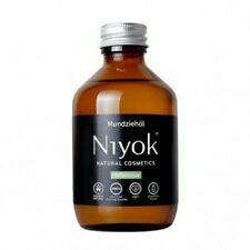 Niyok - Mundziehöl aus Bio-Kokosöl natürliches Mundöl Ölziehen 200ml