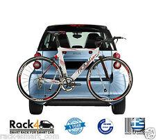 RACK4SMART SMART FORTWO 450 451 453 COUPE CABRIO BIKE BICYCLE SKI SNOWBOARD RACK