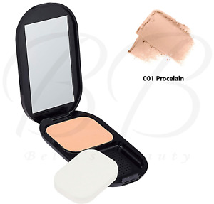 MAX FACTOR Facefinity Compact Matte Foundation SPF20 10g - 001 Porcelain *NEW*