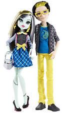 Monster High Frankie Stein & Jackson Jekyll macabra picnic raramente bhm97