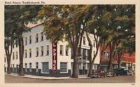 Postcard Hotel Prince Tunkhannock PA