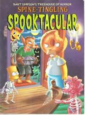 Bart Simpson Treehouse Horror Spooktacular Halloween Matt Groening Graphic Novel