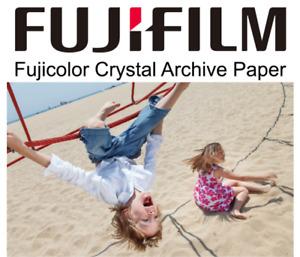 Fuji Fujifilm Crystal Archive Paper