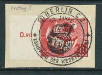 DDR Mi.-Nr. 250 - zentrisch gestempelt - Vollstempel - ESST. - einmalig