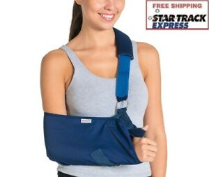 Clinical Shoulder Immobiliser OrthoLife EasyFit Post Op Arm Elbow Shoulder Sling