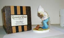 """Remember When """"CAN I HELP"""" Figurine By Frances Hook 1999 Roman Inc In Box EC"""